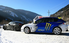 "Картинка Subaru, impreza, wrx, sti, ""скуби"", stig"