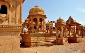 Картинка Индия, Архитектура, India, Architecture