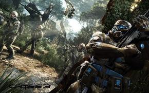 Картинка арт, Electronic Arts, action, crytek, Crysis 3, CryEngine 3