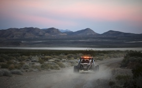 Картинка закат, пустыня, desert, sunset, багги, baggi