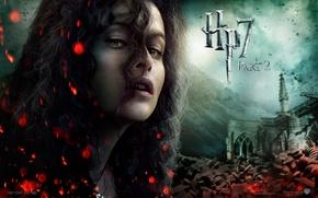 Картинка Helena Bonham Carter, гарри поттер и дары смерти, harry potter and the deathly hallows part …