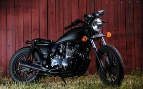 Картинка дизайн, мотоцикл, байк, bobber, XJ 650