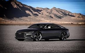 Картинка Audi, ауди, 2015, Prologue, пролоджи