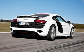 Обои R8 5.2 FSI quattro, Audi