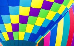 Обои цвета, спорт, шар, воздушный