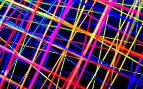 Картинка цвет, клетка, решетка, объем