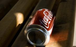 Картинка напиток, coca-cola, кока-кола, баночка