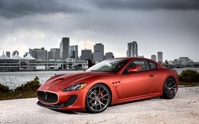 Картинка Maserati, Forged, Granturismo, Vossen, 306, VPS