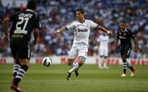 Картинка CR7, Реал Мадрид, Real Madrid, C.Ronaldo, CriRo, К.Роналду