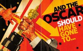 Картинка плакат, оскар, Oscar