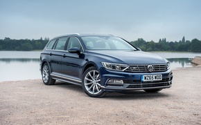 Картинка Volkswagen, фольксваген, пассат, Passat, 2015