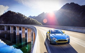 Картинка V8 Vantage, Aston Martin Wallpaper, Aston Martin cars, Aston Martin V8 Vantage N430 Wallpaper, Aston …