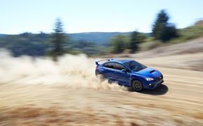Картинка Subaru, субару, sti, сти, wrx sti, 2015, субаро