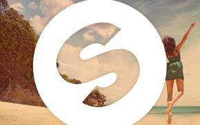 Картинка Girl, Music, Label, Лейбл, Spinnin' Records, My Friend – EDX