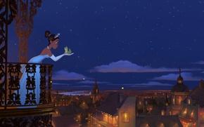 Картинка Тиана, The Princess and the Frog, Принцесса и лягушка