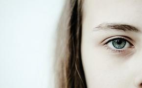 Картинка взгляд, глаз, портрет