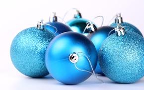 Картинка игрушка, новый год, шар, рождество, украшение