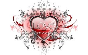 Картинка любовь, сердце, текстура