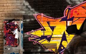 Картинка город, граффити, графити, урбан