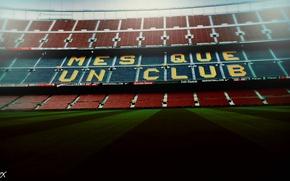 Картинка Барселона, Barcelona, Camp Nou, Камп Ноу, футбольный стадион