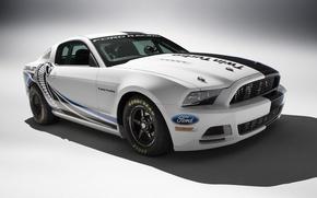 Картинка Concept, Mustang, Ford, Cobra, Turbo
