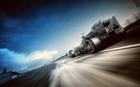 Картинка Формула 1, Ferrari, Formula 1, Fernando Alonso, Болид, Фернандо Алонсо