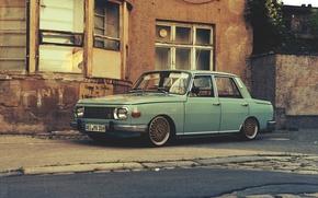 Картинка car, german, wartburg, вартбург