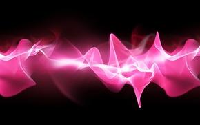 Обои pink, style, wallpaper, xperia