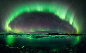 Картинка небо, Вселенная, universe, sky, ночной вид, night view
