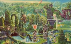 Картинка фантазия, арт, art, james mccarthy