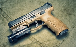Картинка Heckler & Koch, самозарядный пистолет, 9 мм, VP9