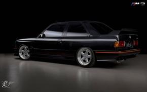 Картинка BMW, E30
