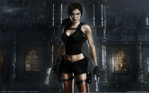Обои игра, underworld, tomb raider
