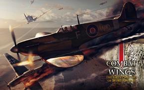 Картинка wallpaper, gaming, 2013, Combat Wings
