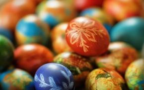 Картинка Пасха, яица, празднк