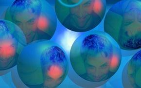 Картинка свет, сферы, бесконечность, сознание