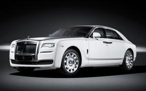 Картинка Rolls Royce, Ghost, Eternal