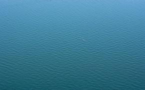 Картинка вода, озеро, рябь, байкал, голубизна