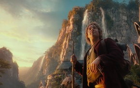 Картинка The Hobbit, An Unexpected Journey, Бильбо
