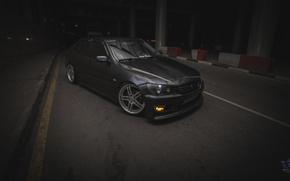 Картинка car, lexus, drift, night, low