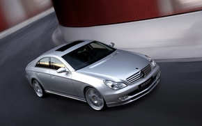 Картинка машина, Mercedes-Benz, CLS