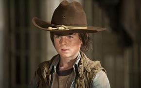 Обои ходячие мертвецы, Carl Grimes, The Walking Dead