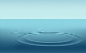 Картинка вода, круги, рябь, Galaxy Note 2