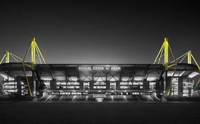 Картинка Спорт, Футбол, Dortmund, Signal Iduna Park, BVB Borussia