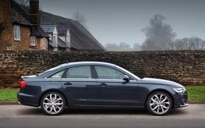 Картинка Audi, uk-spec, 3.0, tdi