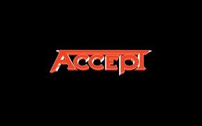 Картинка logo, hard-rock, accept, germany band