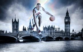 Картинка Лондон, Спорт, Баскетбол, Олимпийские игры, Kevin Durant, Кевин Дюрант