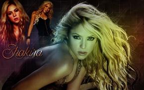 Картинка певица, красивая, Shakira