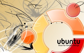Картинка Ubuntu, Debian, Linux, операционная система