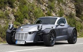 Обои авто, IFR Aspid, концепт